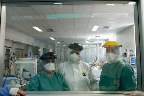 Πάτρα - Κορωνοϊός: Παραμένει δύσκολη η κατάσταση στις ΜΕΘ των νοσοκομείων