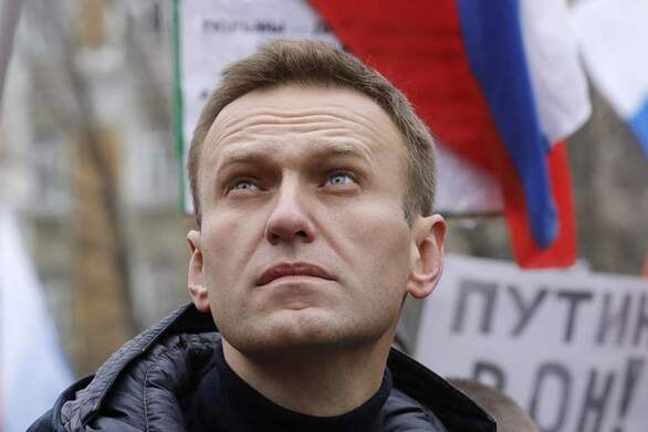 Ρωσία: Δύο φορές θα οδηγηθεί σήμερα ενώπιον δικαστηρίου ο Αλεξέι Ναβάλνι