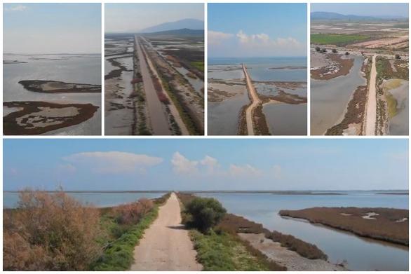 Υδροβιότοπος Λούρου: Ένας επίγειος παράδεισος στην Δυτική Ελλάδα (video)