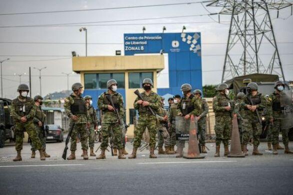 Ισημερινός: Λουτρό αίματος στις φυλακές - Πάνω από 60 νεκροί κατά τη διάρκεια εξεγέρσεων