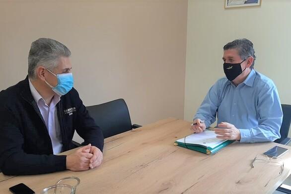 Συνεργασία ΣΥ.ΔΙ.Σ.Α. με το Πανεπιστήμιο Πατρών για την περιβαλλοντική παρακολούθηση του ΧΥΤΑ Φλόκα
