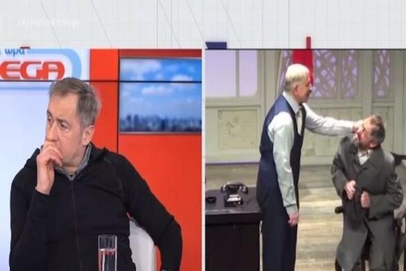"""Γιώργος Ψάλτου: """"Έτρεμα τη στιγμή που θα βγω στη σκηνή"""""""