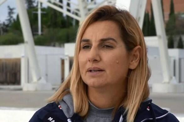 Σοφία Μπεκατώρου - Η viral αγκαλιά με τον Σπύρο Μπιμπίλα μετά τη δικαίωση