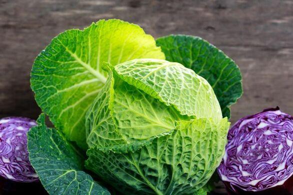 Λάχανο - Θωρακίζει καρδιά και κόκαλα