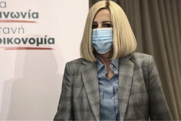 """Φώφη Γεννηματά: """"Η Δυτική Ελλάδα είναι """"πιλότος"""" για το αναπτυξιακό μας μοντέλο"""""""