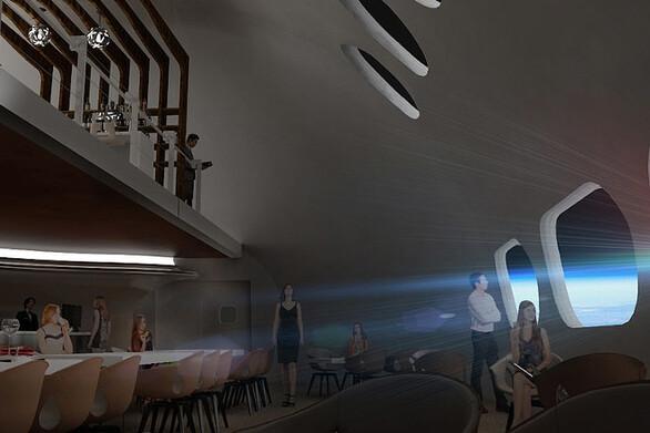 Ξεκινά η κατασκευή του πρώτου ξενοδοχείου στο Διάστημα
