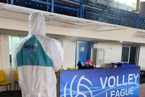 Κορωνοϊός - Νέα μέτρα και στον Αθλητισμό: Παίζουν μόνο οι επαγγελματίες