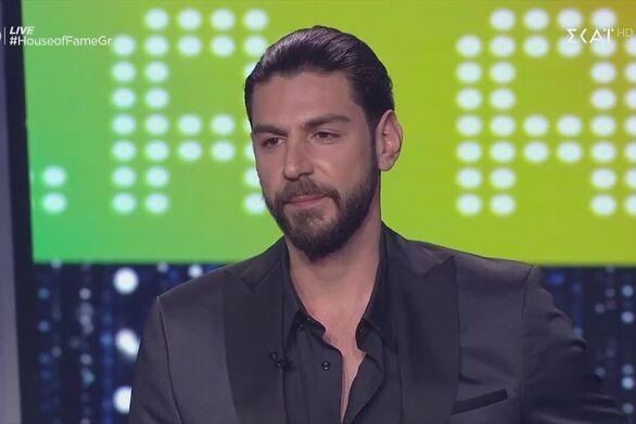 """House Of Fame - Άρης Βανταράκης: """"Η μητέρα μου έδωσε το νεφρό στον πατέρα μου"""" (video)"""