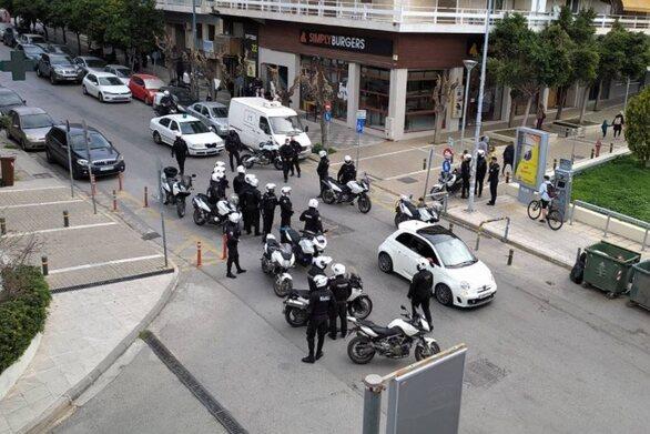 """Μαυροειδάκος για τα επεισόδια στη Νέα Σμύρνη: """"Δεν έπρεπε να δείρουν κανέναν οι αστυνομικοί"""""""