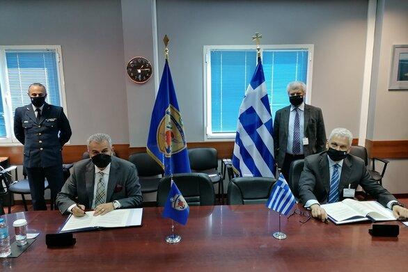 Υπογραφή Μνημονίου Συνεργασίας μεταξύ του Υπουργείου Εθνικής Άμυνας και της Περιφέρειας Δυτικής Ελλάδος