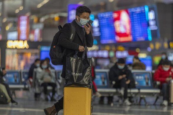 Κίνα - Κορωνοϊός: Κατά 40,8% κάτω τα ταξίδια στη φετινή περίοδο του Φεστιβάλ της Άνοιξης
