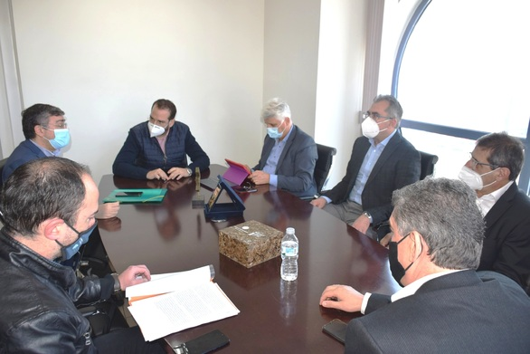 Υπουργείο Περιβάλλοντος, Περιφέρεια, Δήμοι και ΣΥΔΙΣΑ Αχαΐας σε κοινή πορεία για την υλοποίηση της μονάδας επεξεργασίας απορριμμάτων