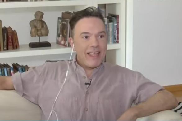 """Ποσειδώνας Γιαννόπουλος: """"Απίστευτο σκουπίδι το Bachelor, το Battle of the couples ακόμα χειρότερο"""" (video)"""