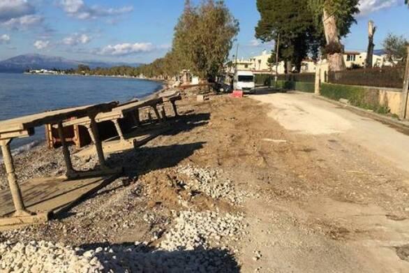 Πάτρα: Παρέμβαση του φορέα Διάσωσης Ακτής - Save Coast για τα έργα στην παραλία Βραχνεΐκων
