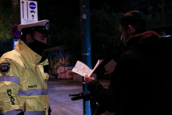 Κορωνοϊός - Έλεγχοι από την ΕΛΑΣ: Πρόστιμα και συλλήψεις στην Δυτική Ελλάδα