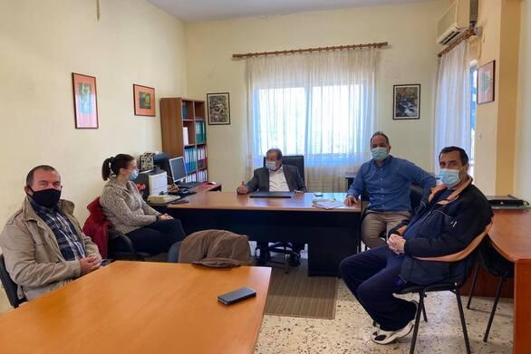 Δήμος Αιγιάλειας: Μπαίνει τάξη στην ύδρευση του Διακοπτού