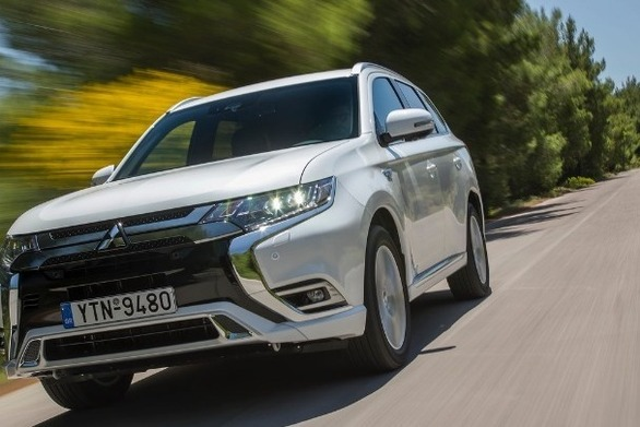 Mitsubishi: Θα λανσάρει δύο μοντέλα που παράγονται από το Groupe Renault