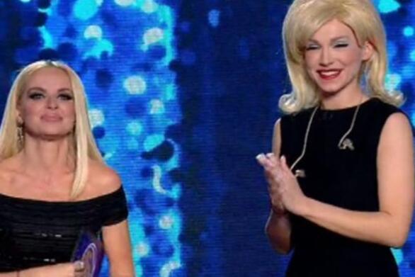 YFSF: Η Τάνια Μπρεάζου ως Τζένη Βάνου νικήτρια της βραδιάς (video)