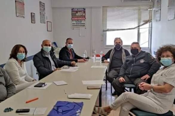 """ΚΙΝΑΛ Αχαΐας: """"Πλήρης η εγκατάλειψη του Πανεπιστημιακού Νοσοκομείου Πατρών από την Κυβέρνηση"""""""