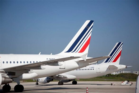 Αυξημένος αριθμός πτήσεων προς ελληνικούς προορισμούς από την Air France το καλοκαίρι