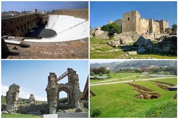 Ανοικτοί για το κοινό οι αρχαιολογικοί χώροι της Αχαΐας