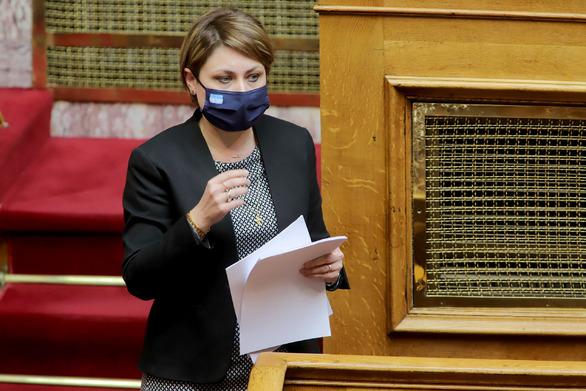 Χριστίνα Αλεξοπουλου: Γεμάτη περηφάνια η ψυχή των Αχαιών
