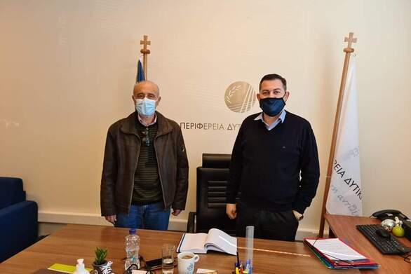 Συνεργασία του Αντιπεριφερειάρχη Θ. Βασιλόπουλου με την Γ' Κυνηγετική Ομοσπονδία Πελοποννήσου