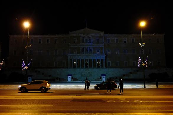Η Βουλή των Ελλήνων συμμετείχε στην «Ώρα της Γης 2021»