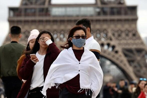 Κορωνοϊός: Πάνω από 37.000 νέα κρούσματα στην Γαλλία