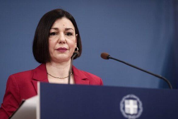"""Πελώνη: """"Στόχος το άνοιγμα σχολείων στις 12 Απριλίου με self test"""""""