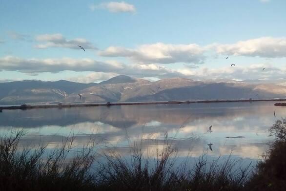 Τουριστική αναβάθμιση και ανάδειξη της λιμνοθάλασσας της Αλυκής Αιγίου