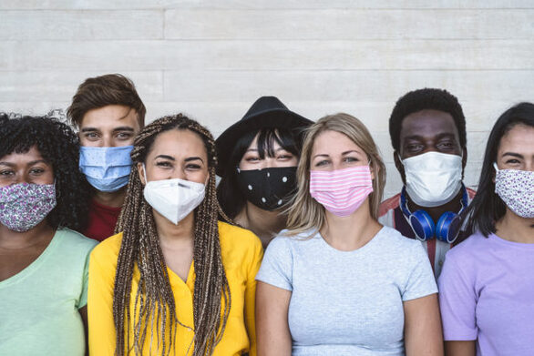 Covid-19: «Φορέστε μάσκα. Σώστε ζωές» λέει η Google με doodle