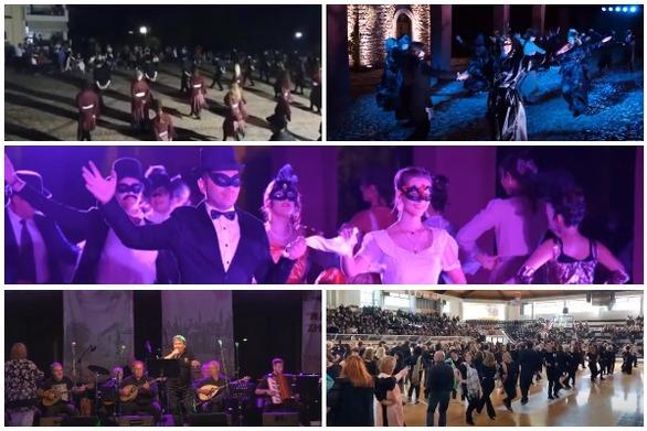 Πάτρα - Οι δράσειςτου Χορευτικού Τμήματος του δήμου μέσα στο 2020 (video)
