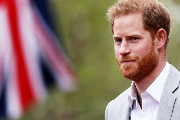Ο πρίγκιπας Χάρι βγαίνει στο Netflix