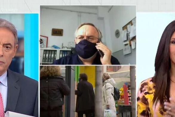 Κορωνοϊός - «Φλέγεται» η Κοζάνη: Μεταφέρονται εκτός νομού ασθενείς