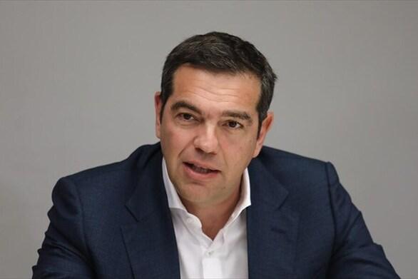 Ο Αλέξης Τσίπρας «βλέπει» πολιτικές εξελίξεις