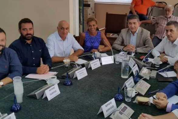 Πάτρα: Στήριξη των αιτημάτων του σωματείου των εμπόρων και των παραγωγών των λαϊκών αγορών από την Πρωτεύουσα Ξανά