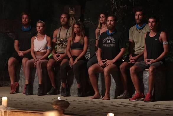 Survivor: Αυτός ο παίκτης αποχώρησε (video)