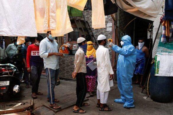 Κορωνοϊός - Ινδία: «Μαύρο» ρεκόρ με 145.000 μολύνσεις