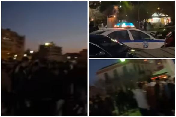 «Εδώ που γίνεται…» - Πάνω από 300 άτομα στο Ηλιακό στην Πάτρα (video)