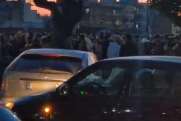 Πάτρα - Συμβαίνει τώρα: Το αδιαχώρητο στα Ψηλά Αλώνια εν μέσω απαγορεύσεων (video)