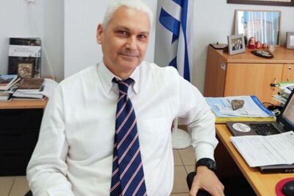"""Ζαΐμης: """"Το φυσικό αέριο με αγωγό στη Δυτική Ελλάδα, ένα όραμα δεκαετιών παίρνει σάρκα και οστά"""""""