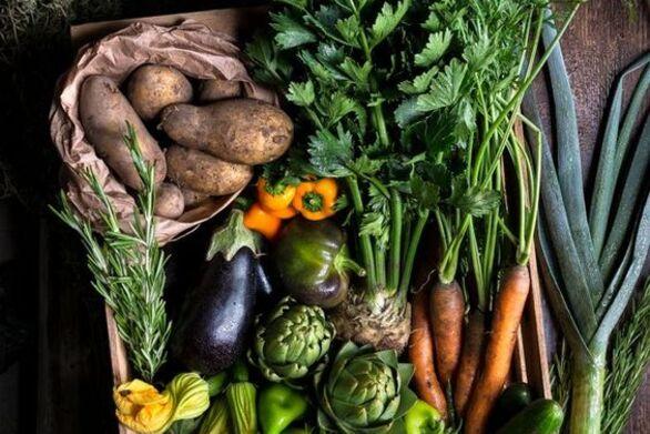 Τα λαχανικά που «χτίζουν» δυνατούς μυς