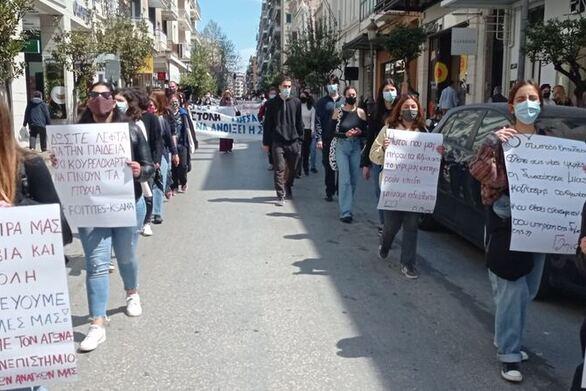 Πάτρα: Σε αποκλεισμό της πανεπιστημιούπολης προχωρούν οι φοιτητές