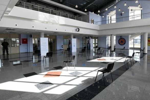 Πρεμιέρα στο mega εμβολιαστικό κέντρο της Πάτρας - Πόσα εμβόλια θα γίνουν