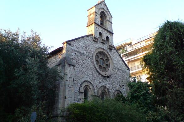 Πάτρα: Το σημείωμα για τον Πρίγκιπα Φίλιππo στην είσοδο της Αγγλικανικής Εκκλησίας