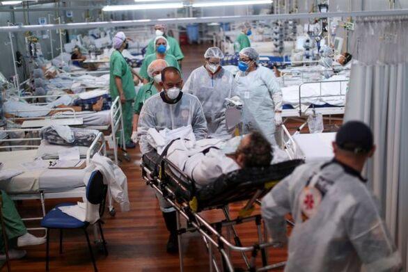 Βραζιλία - Κορωνοϊός: Διασωληνώνουν ασθενείς χωρίς αναισθητικό - Δραματική έκκληση για φάρμακα