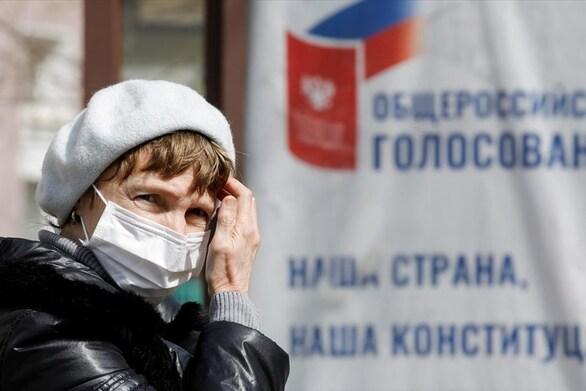 Κορωνοϊός - Ρωσία: 9.321 νέα κρούσματα και 398 θάνατοι