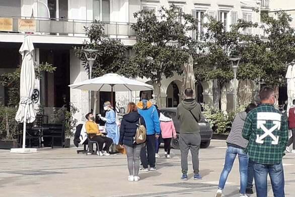 Αχαΐα - Κορωνοϊός: Τα θετικά rapid test από τα 648 που έγιναν την Κυριακή
