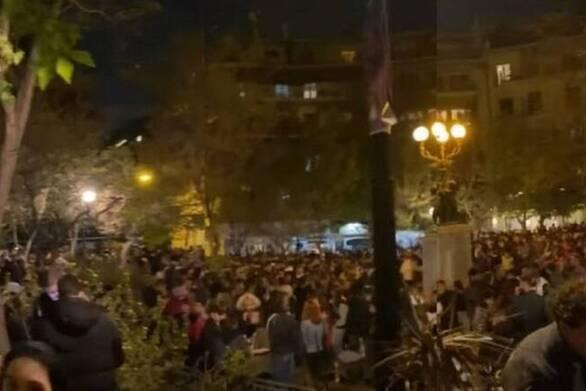 Κορωνοπάρτι στην Κυψέλη: Ταυτοποιήθηκε ο DJ (video)